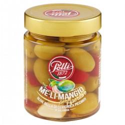Polli Olive Bella di Cerignola Me Li Mangio