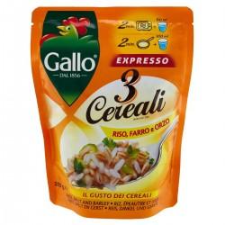 Gallo Riso Expresso 3 Cereali