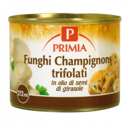 Primia Funghi Champignons trifolati
