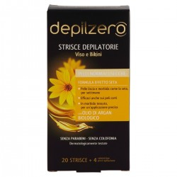 Depilzero Strisce depilatorie Viso&Bikini