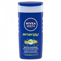 Nivea Men Doccia Shampoo Energy