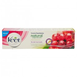 Veet Crema depilatoria Natural Inspiration