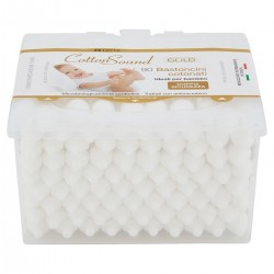 Cotton Sound Bastoncini cotonati per bambini
