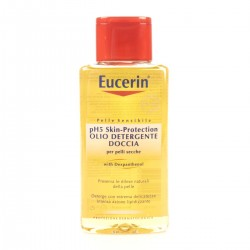 Eucerin Olio detergente doccia pH5