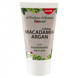 Forsan Crema viso Macadamia Argan