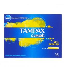 Tampax Assorbenti Compak regular