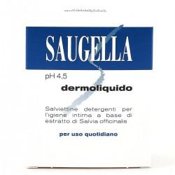 Salviettine detergenti intime Dermoliquido