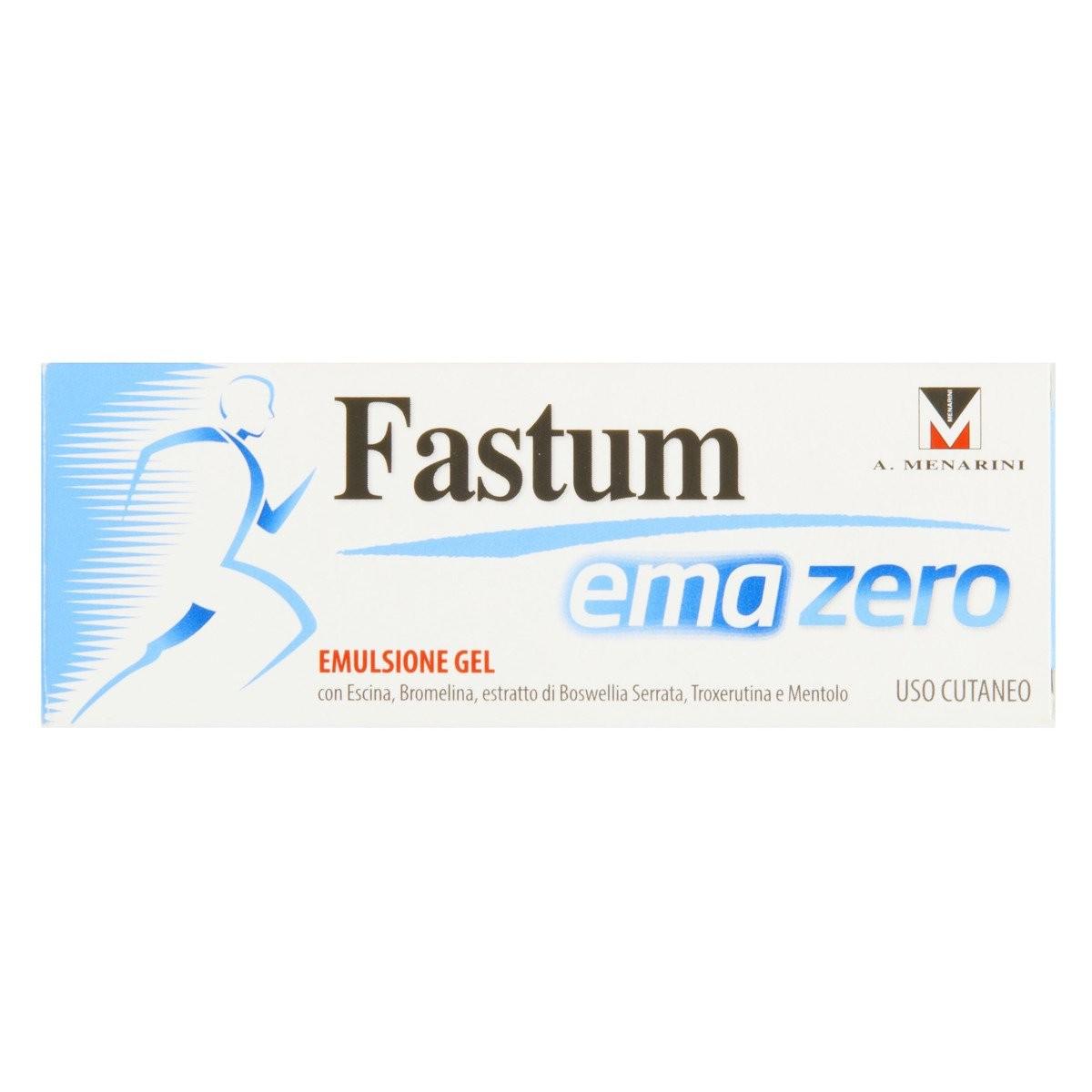 A. Menarini Fastum Ema Zero Emulsione gel
