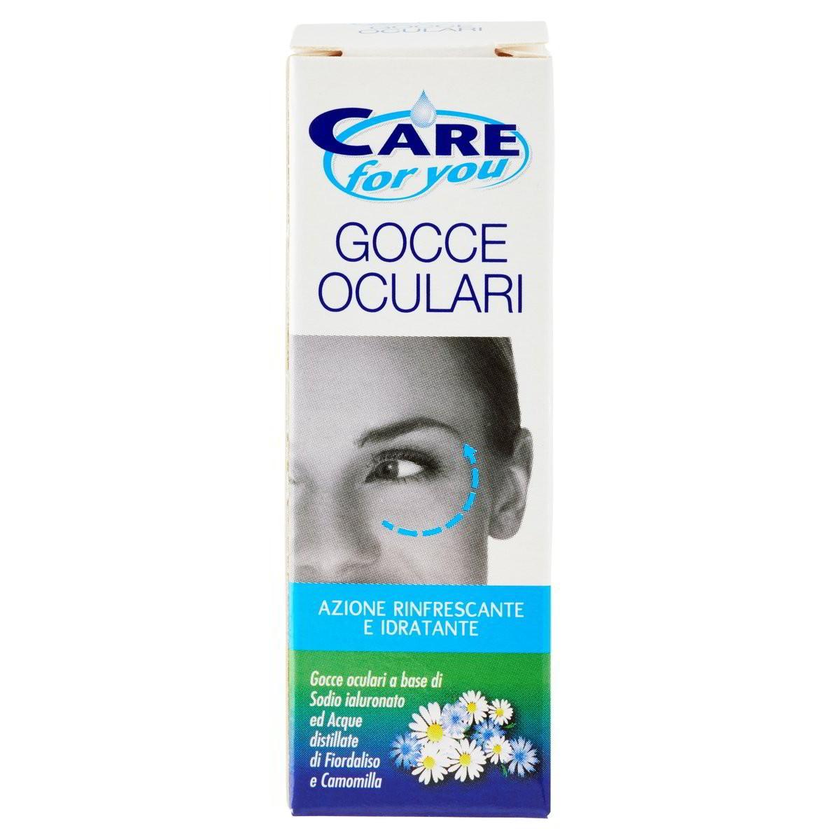 Care for You Gocce oculari