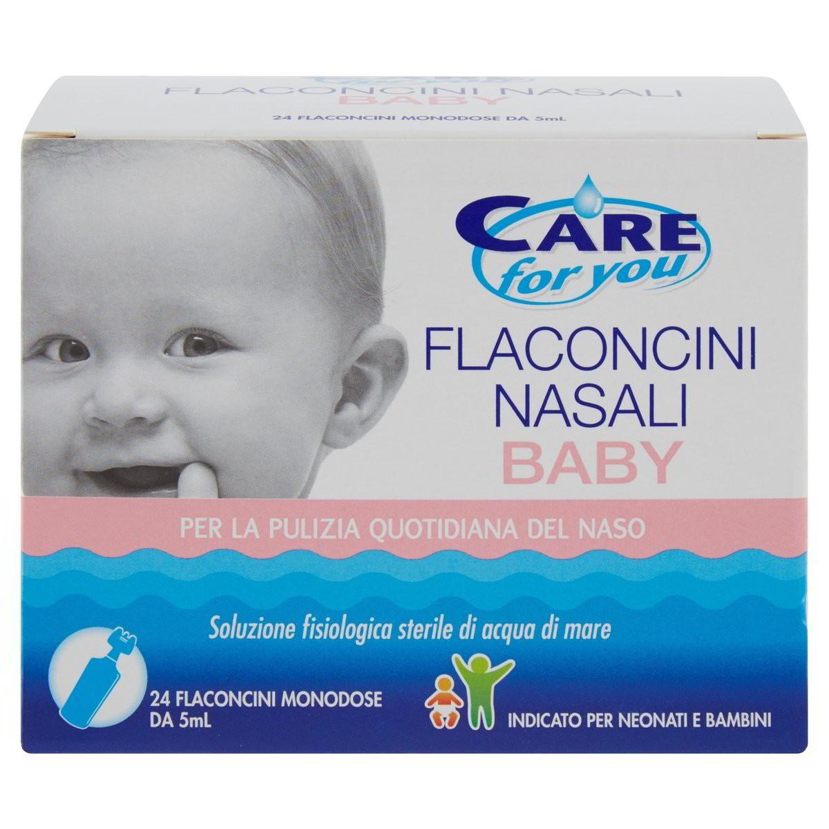 Care for You Flaconcini nasali
