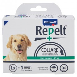 Repelt Pet Company Collare antiparassitario