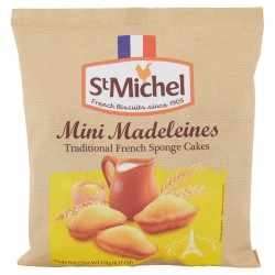 St Michel Mini Madeleines