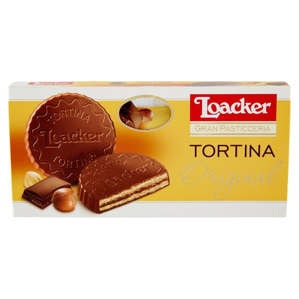 Loacker Tortina