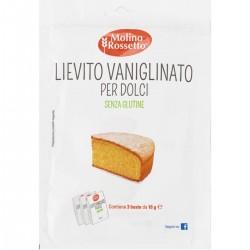 Molino Rossetto Lievito vaniglinato per dolci