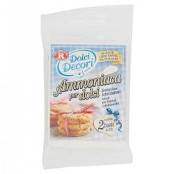 Rebecchi Dolci Decori Ammoniaca per dolci