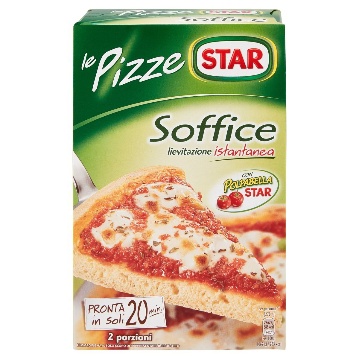 Star Pizza Soffice