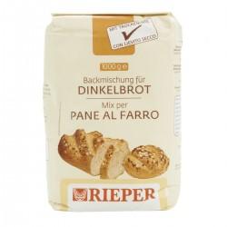 Rieper Mix per pane al farro