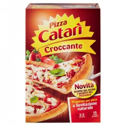 Catarì Pizza Croccante