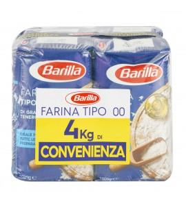 Barilla Farina tipo 00
