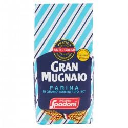 Molino Spadoni Farina di grano tenero Gran Mugnaio