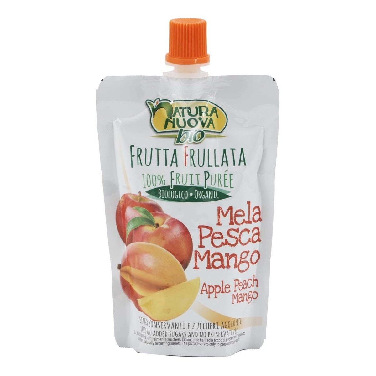 Natura Nuova Frutta frullata bio