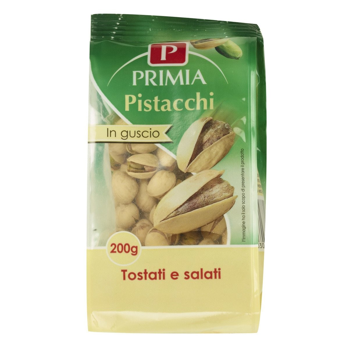 Primia Pistacchi tostati e salati