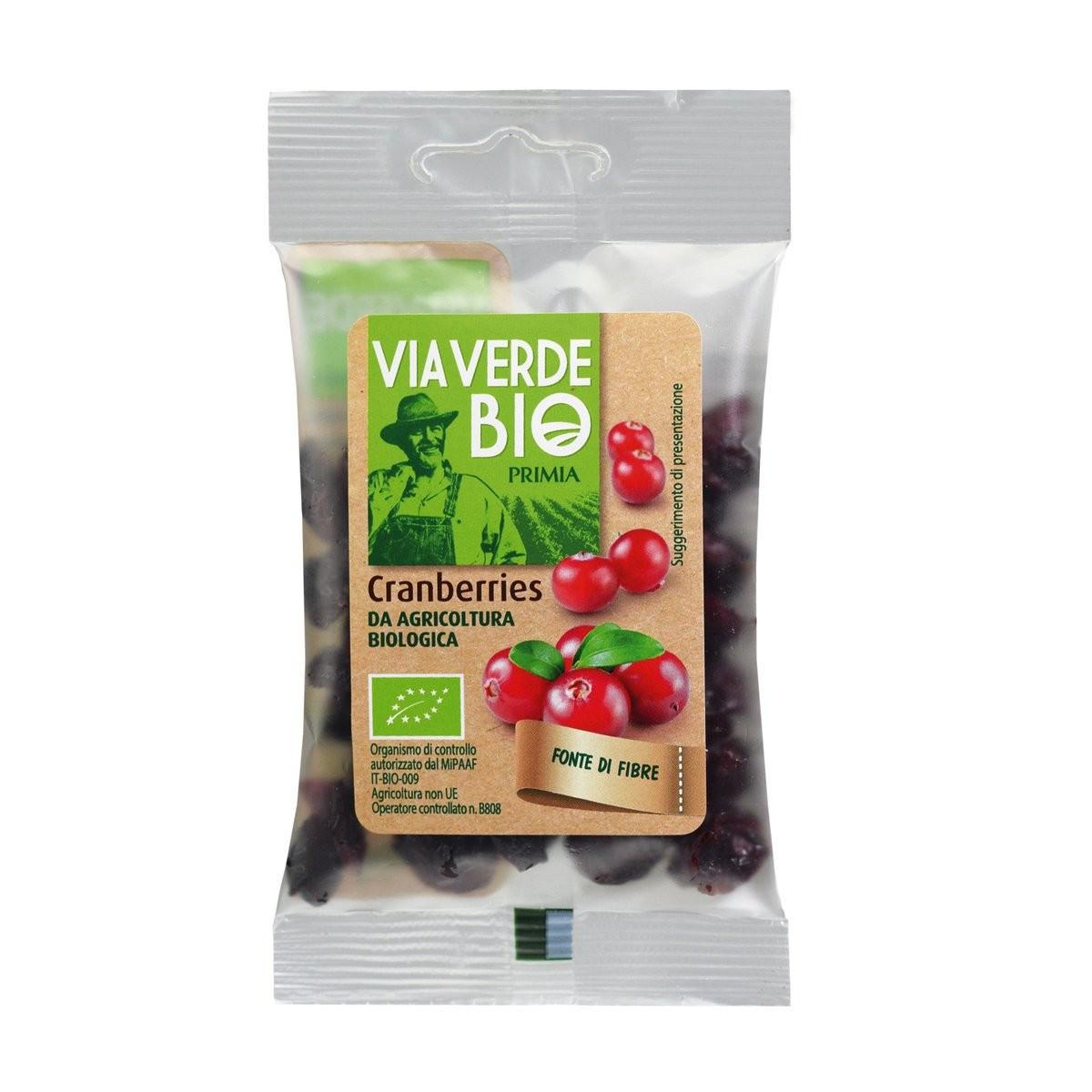 Primia Cranberries Via Verde Bio
