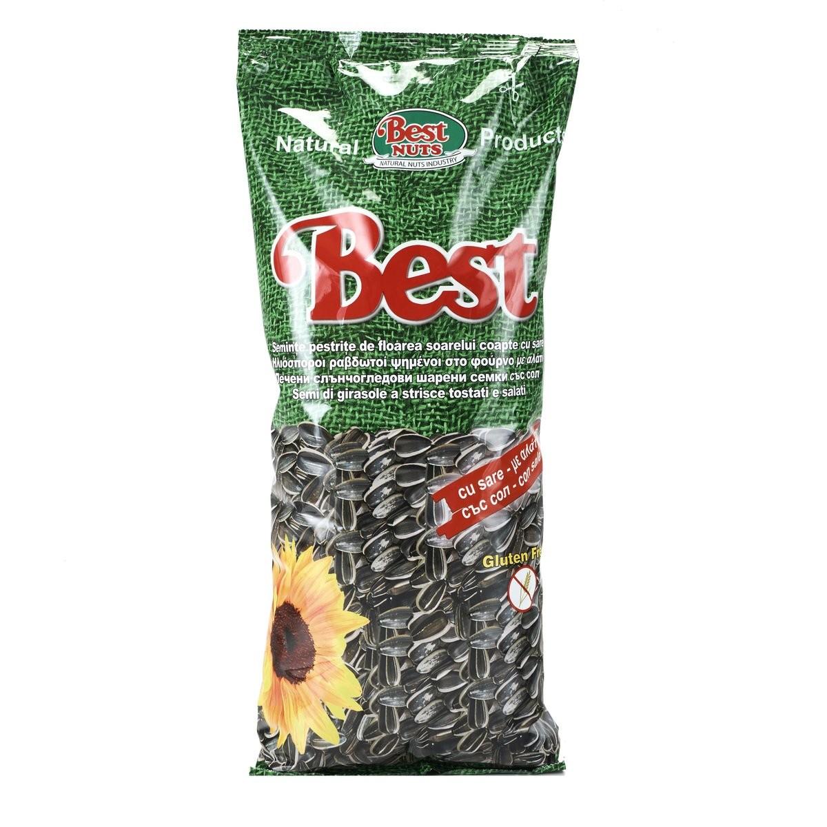 Best Nuts Semi di girasole a strisce