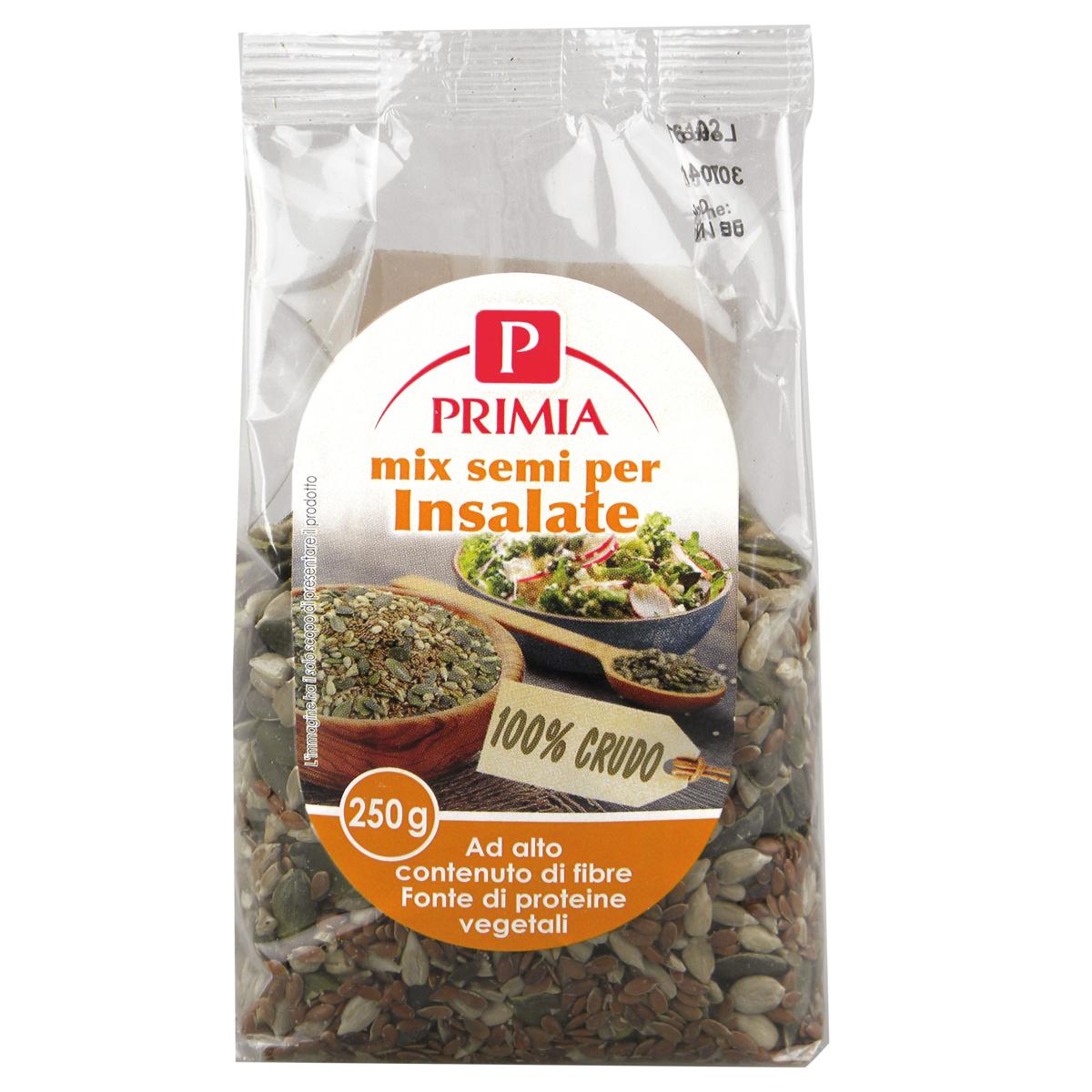 Primia Mix di semi per insalate