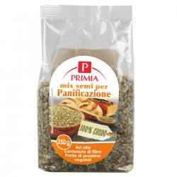 Primia Mix di semi per panificazione