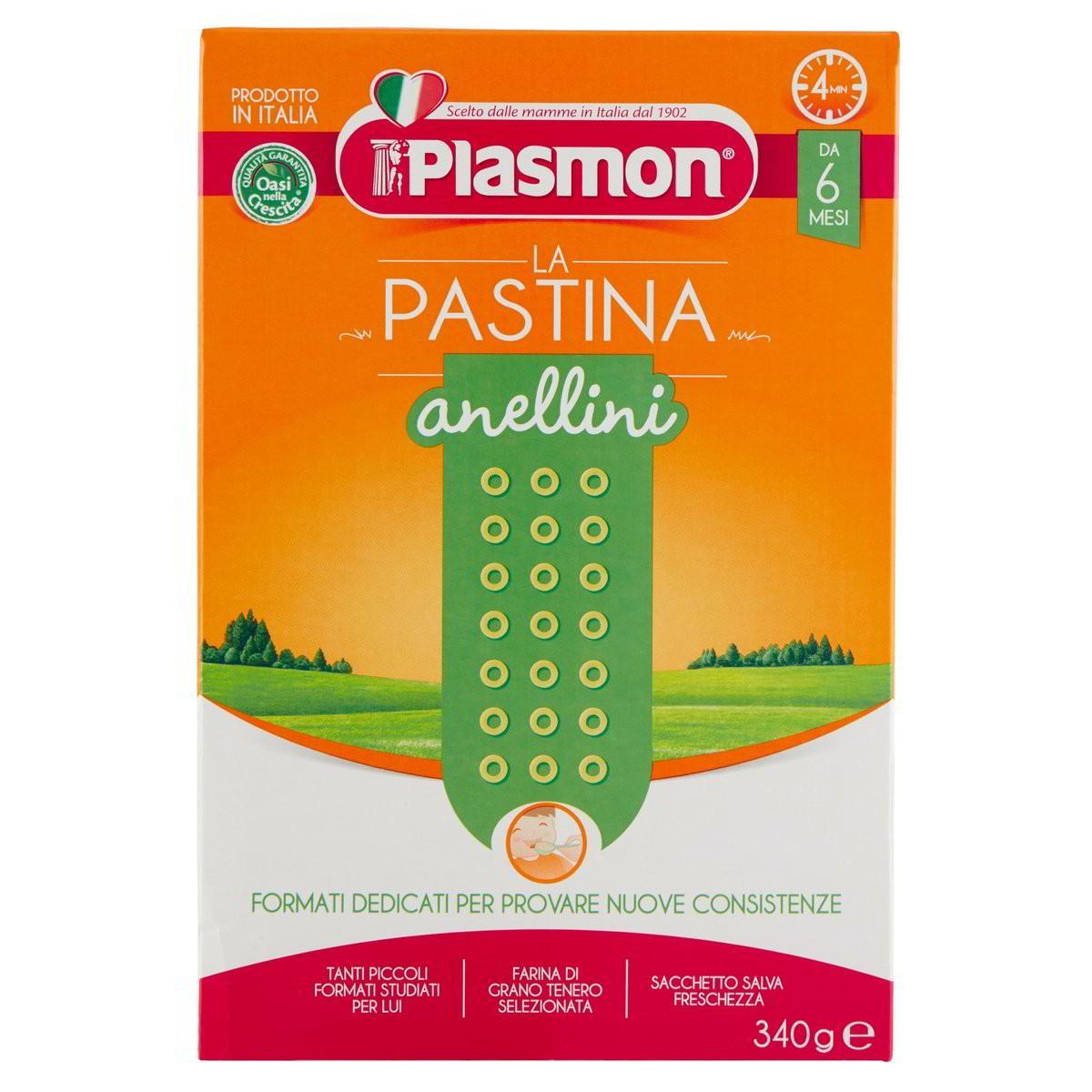 Plasmon Anellini Oasi nella crescita