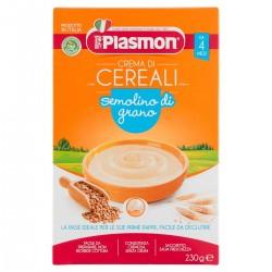 Plasmon Crema di Cereali Oasi nella crescita