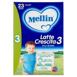 Mellin Latte in polvere Crescita 3