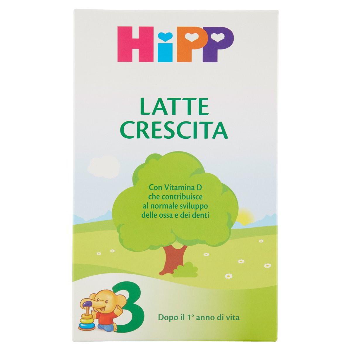 Hipp Biologico Latte in polvere di crescita 3