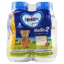 Mellin Latte liquido Mellin 2