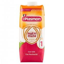 Plasmon Latte liquido Nutrimune 1