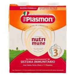 Plasmon Latte liquido Nutrimune 3