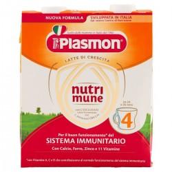 Plasmon Latte liquido Nutrimune 4