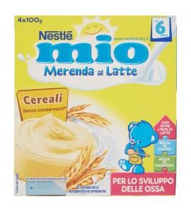 Nestlè Merenda al latte Mio Cereali