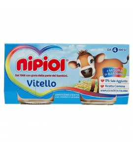 Nipiol Omogeneizzato Vitello