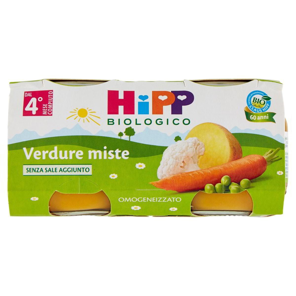 HiPP Biologico Omogeneizzato