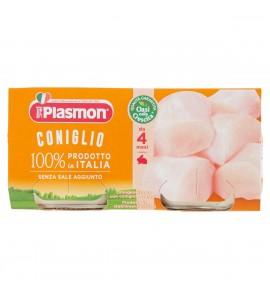 Plasmon Omogeneizzato di carne di Coniglio