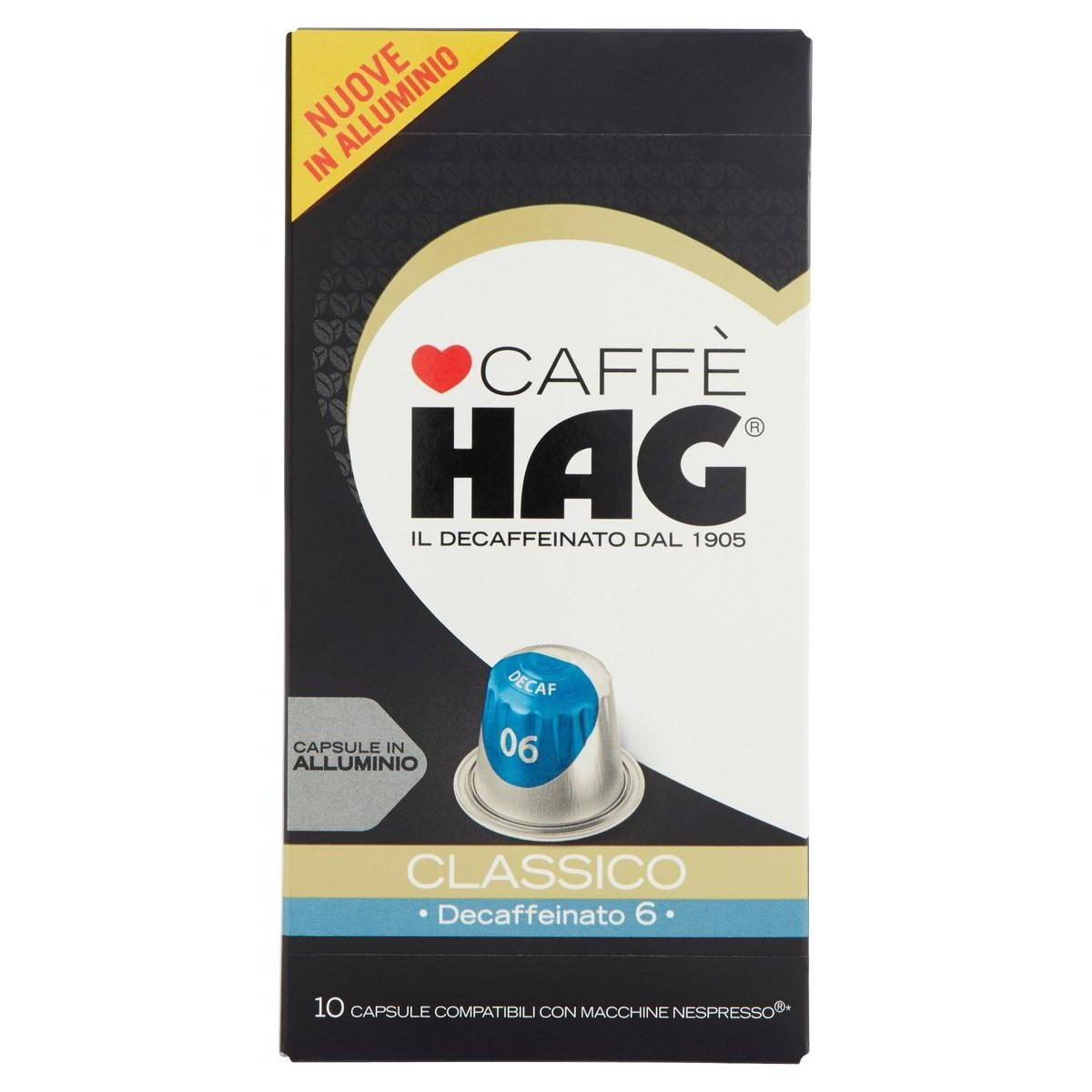Hag Capsule caffè classico