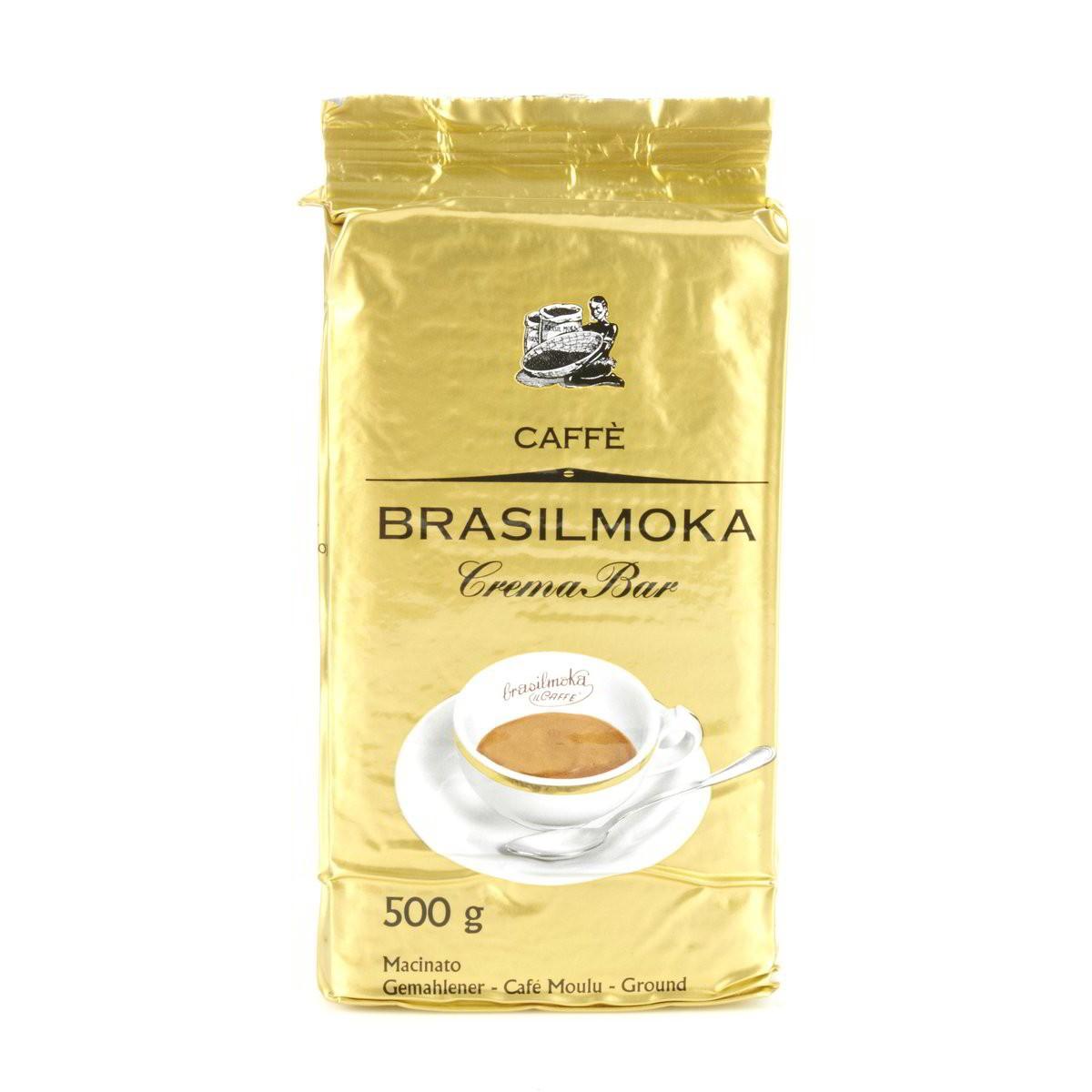 Brasilmoka Caffè macinato Crema Bar