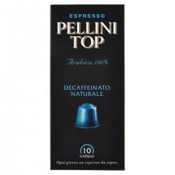 Pellini Top Capsule caffè Decaffeinato Naturale