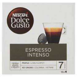 Nescafè Dolce Gusto Nestlè Capsule caffè Espresso Intenso