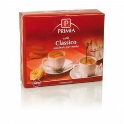 Primia Caffè classico macinato per moka