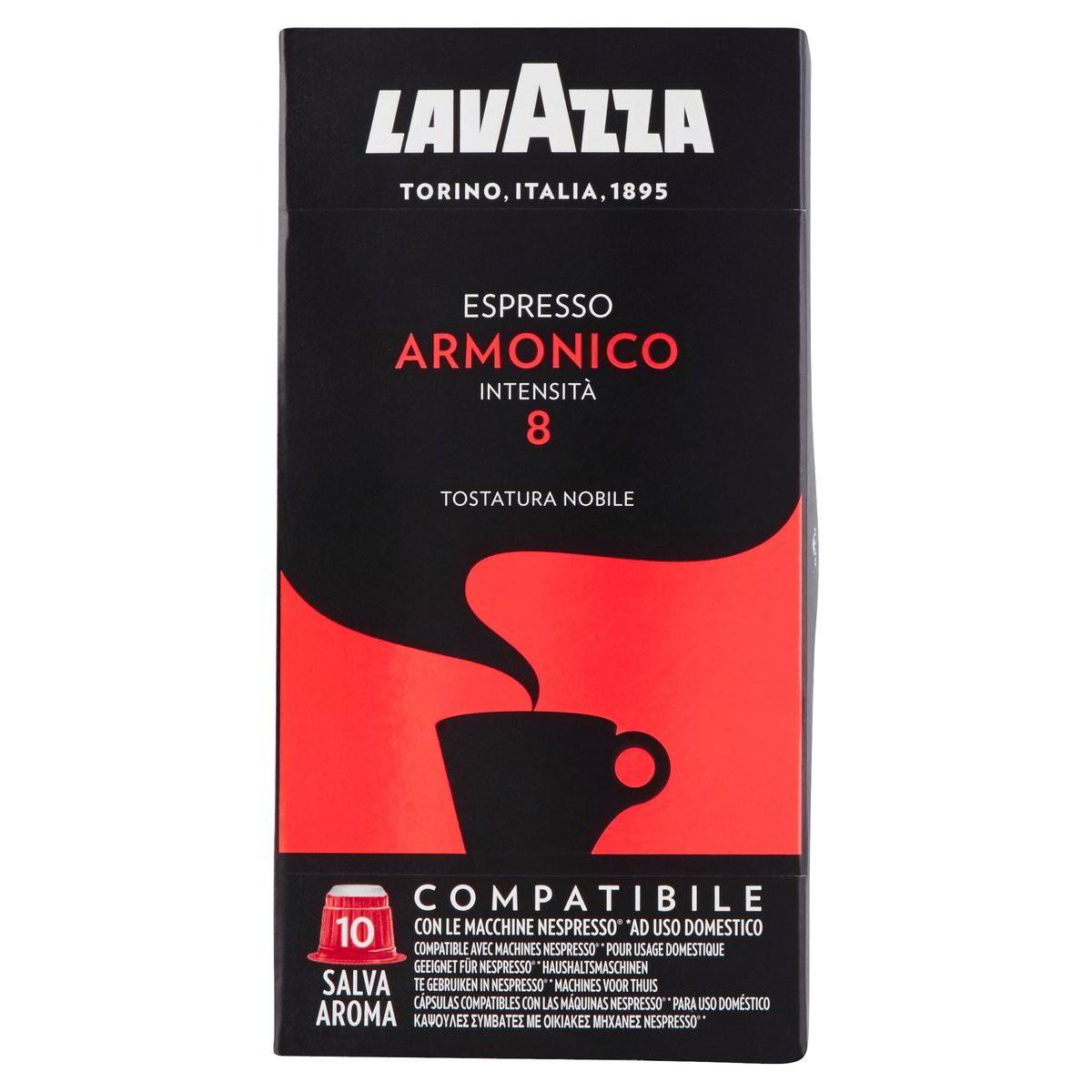 Lavazza Capsule caffè Espresso Armonico