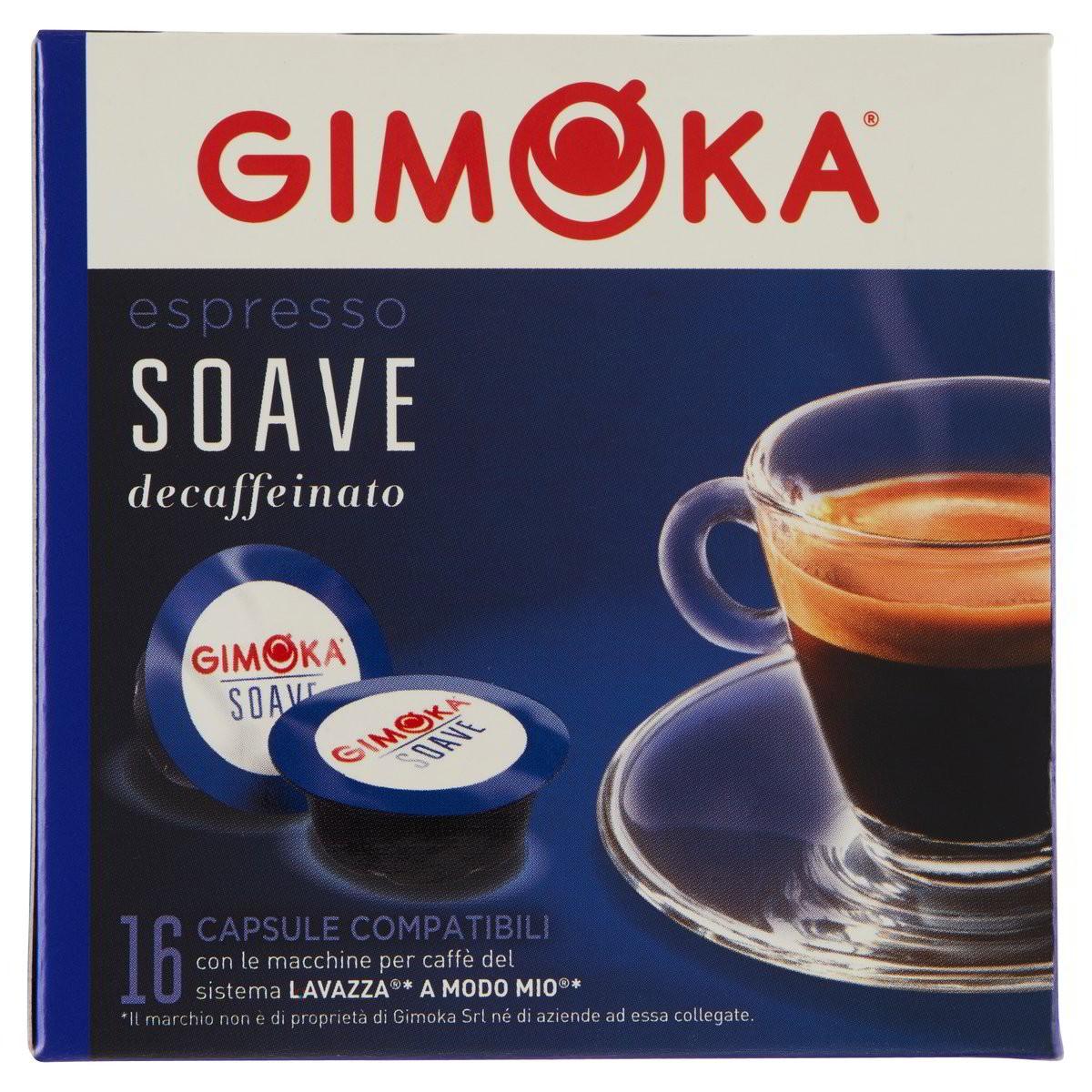 Gimoka Capsule per caffè Espresso Soave