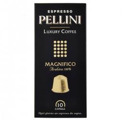 Pellini Luxury Coffee Capsule caffè Espresso Magnifico